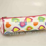 tube pencil case,satin pencil case,pencil case