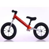 Civa aluminium alloy kids balance bike H02B-1211L air wheels ride on toys