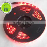 DC 12V Waterflow 50CM 60CM 80CM 5M led strip 30SMD 5050 Waterproof White Blue Red Yellow Green