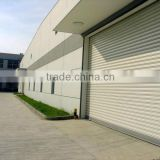 exterior louvered door garage door/ware house door foshan factory