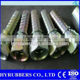 Hose fitting Nipple adpter ferrules fittings hydraulic hose fittings