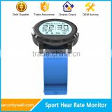 iOS Android Waterproof Bluetooth Heart Rate Bracelet