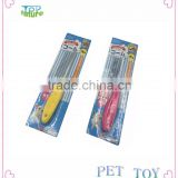 Dog Grooming Hair Brush Self-Cleaning Pet Comb pet grooming brush
