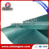 Spunlace nonwoven industrial wiping paper and cleaning roll