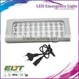 emergency led bulb light with built-in battery with 20 30 40 leds optional portable hanging rechargeable exit light