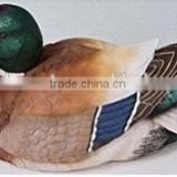 Decorative Resin Duck Decoy
