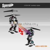 air fun helicopter SG-H2015 popular model! remote control 2ch helicopter with gyro plastic robot for fun