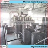 Automatic tomato ketchup & peanut paste production line with HACCP