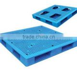Cheap heavy duty double faced recycled plastic pallet