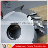 timber cutting finger jointing cutter for finger jointer machines system