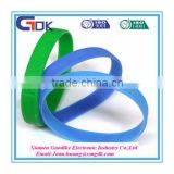 custom silicone rubber cancer bracelets