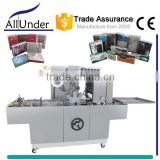 Automatic Perfume/Cigarette Box Cellophane Wrapping Machine