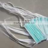 Non woven face mask with ties for doctor use
