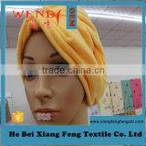 400 gsm terry sanding microfiber Hair Wrap Drying Bath Spa Head Cap Towel with wendy brand