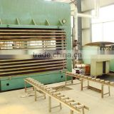 Design & product automatic hydraulic veneer plywood hot press,Hot Press for Plywood Making Machine