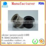 Dongguan factory customed rubber wire cover