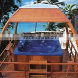 Monalisa luxury design outdoor spa garden gazebo M-903