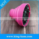 silicone Foldable Hair Dryer Diffuser,Barber & Beauty Equipment