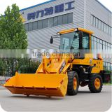 mixing bucket weifang wheel loader with hydraulic joystick                                                                         Quality Choice