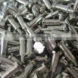 Inquiry about M3 sidestep iron screws steel