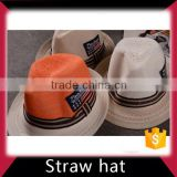Ladies/cowboy straw hat