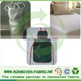 100% PP spunbond nonwoven fabric for furniture, mattress protector, table cloth, sofa cover and face mask