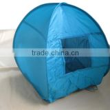 Cute kitten kitty tent polyester tent with same fabric packing bag MADE IN CHINA factory directly