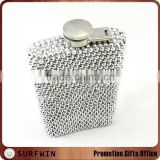 bling crystal rhinestone sticker for perfume bottle or cup
