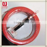 copper conductor PVC/XLPE insulation PVC sheath with copper wire braided shield volume control audio cable