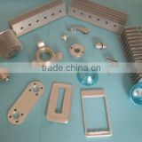 Custom make high quality Aluminium alloy CNC machined parts for electronic machines and phones