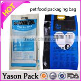 YASON ketchup spout pouch for liquid drink food packing bopp plastic food packing material food packing film