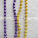 Fashion 4mm round beads plastic beads curtain decoration curtain and necklace