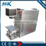 fiber laser marking machine for dimensional code pet tags accessories SKD10FP laser marking machine