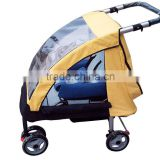 Foldable baby bicycle trailer TBT3006