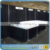 Wholesale RK new design portable Pipe and drape trade show booth exhibition display for sale