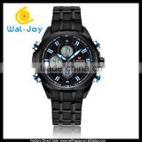 WJ-4810B Naviforce brand hot sale japan movt bell and rose quartz waterproof watches