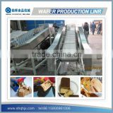 wafer machinery production line