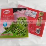 1kg frozen green pea packaging bag