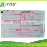 (PHOTO)FREE SAMPLE,245x150mm,3-ply,add secure oil,separated barcode stickers,consignment note