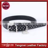 2014 Fashion whloesale name brand dog collars and leashes