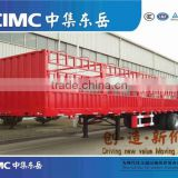 high quality and best price for animal transport semi trailer from chinese trucks manufacturers