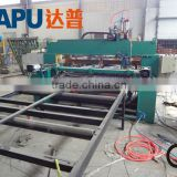Steel grating flat bar welding machine