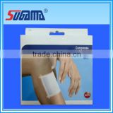 100% cotton absorbent non sterile medical gauze swab
