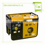 minitype household four stroke power 3kva silent diesel generator