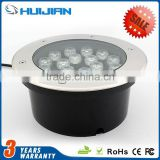 Outdoor Led Buried Lighits IP67 18W Led Underground Light Rgb Led Deck And Step Underground Light For Garden