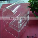 alibaba china house shape hot sale acrylic candy box