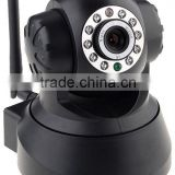 IPC-2014W home security HD PTZ IP Camera , WIFI P2P IP Camera