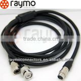Hirose compatible connctors with cable