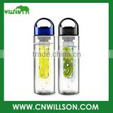 Alibaba china supplier Fruit bottle infuser custom brand names available hot water bottle