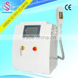 590-1200nm Beauty Elight IPL+RF Device For Skin Pain Free Rejuvenation And Hair Removal With CE Face Lifting